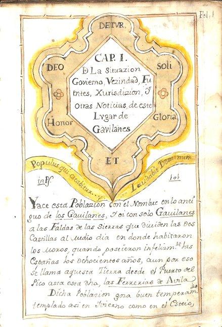 Página del Libro de Becerro