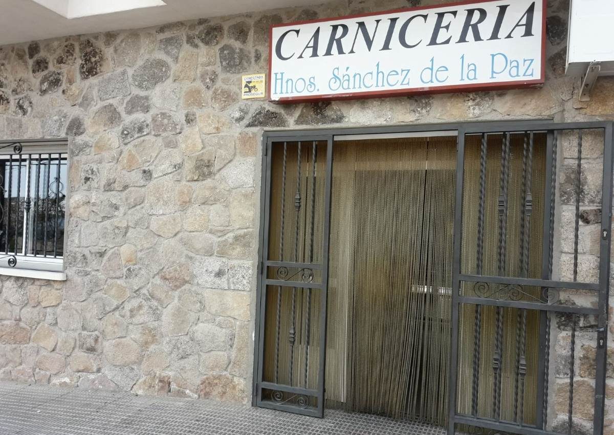 Carniceria Hnos Sánchez de la Paz