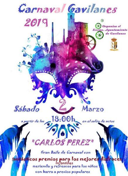 Carnaval 2019 Gavilanes