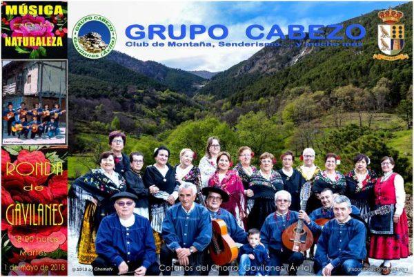 Grupo Cabezo. Música en la Naturaleza.