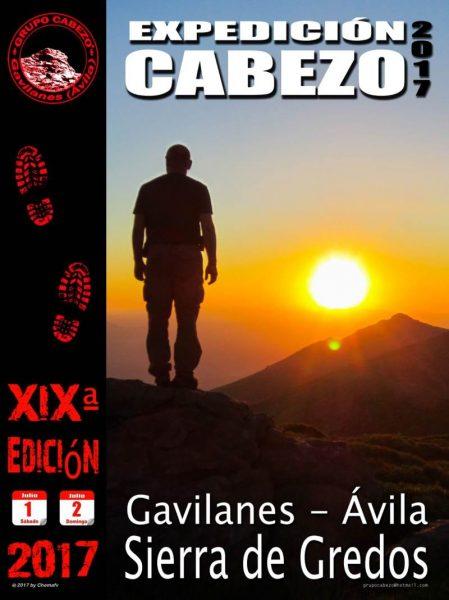 Expedición Cabezo 2017