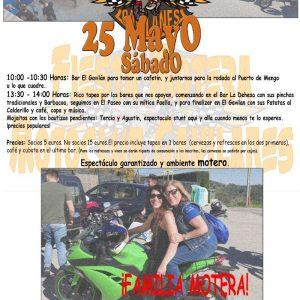 Fiesta Motera Motoclub Gavilanes